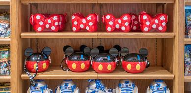 ディズニーランドポップコーンバケット全種類!販売場所やケースの値段も