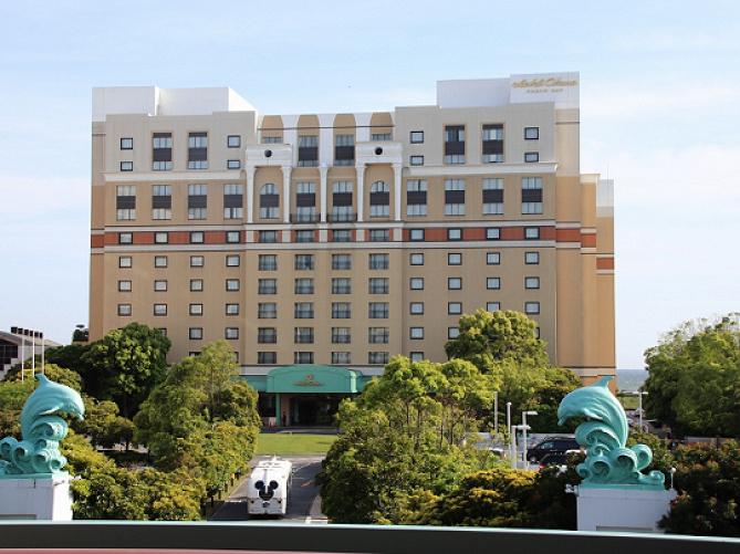 高級感あふれるオフィシャルホテル、ホテルオークラ東京ベイ