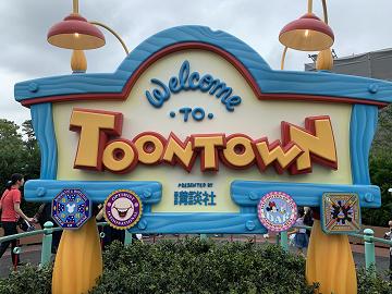 【インスタ映え】トゥーンタウンのSNS向け写真スポット9選!おすすめフォトスポットまとめ!