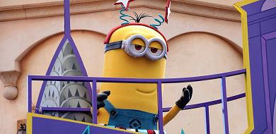 【動画】ミニオンの歌12曲まとめ!バナナの歌や映画『怪盗グルー』シリーズ挿入歌など