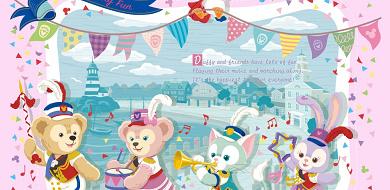 【必見】ダッフィー&フレンズのサイン全5種類!シェリーメイ・ジェラトーニ・ステラルー・クッキーまとめ!