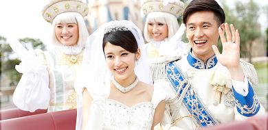 【ディズニーランドの結婚式】1日1組限定「ロイヤルドリーム・ウェディング」とは?挙式内容&費用まとめ!