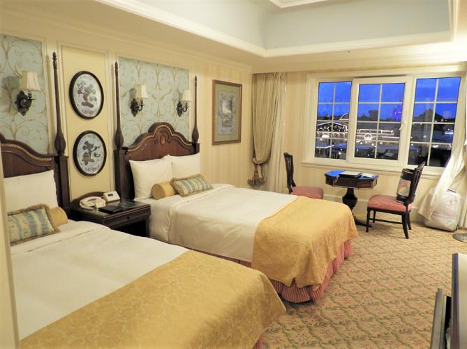 アンバサダーホテル&ディズニーランドホテル宿泊体験記☆特典利用も♪