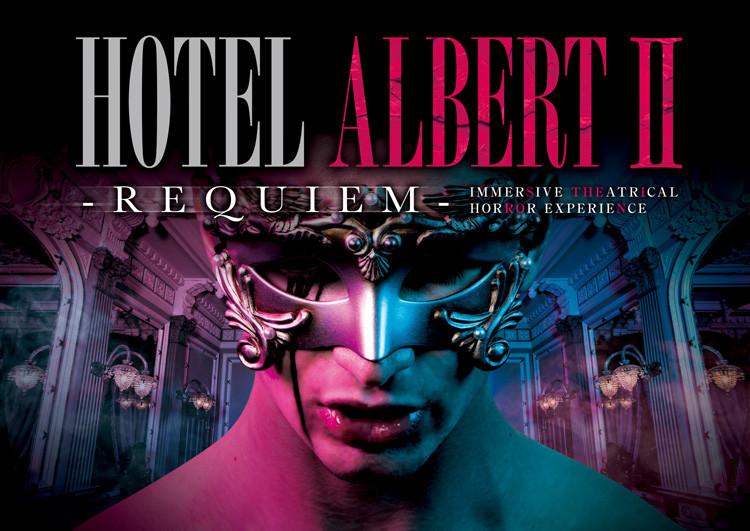 【USJ】ホテル・アルバート完全ガイド!ネタバレあり、2018年ユニバのハロウィンホラーナイト「大人ハロウィン」