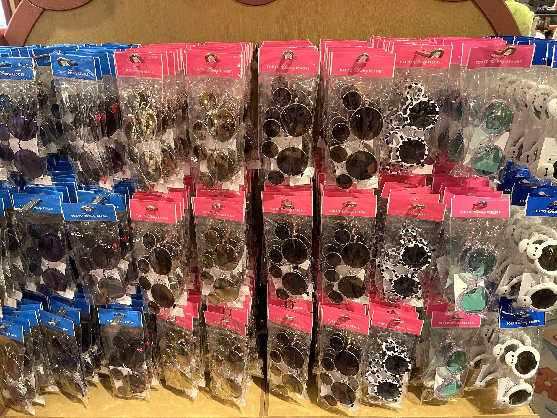 【2019】ディズニーのサングラス全24種類!おそろいコーデに活躍
