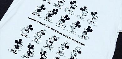 家族で安くお揃いに!ディズニーおすすめペアTシャツでおしゃれにコーデしよう