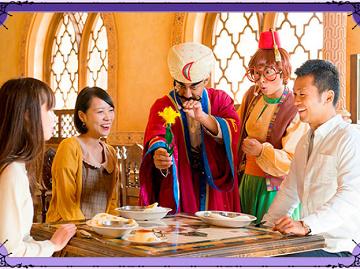 【9/1~】ディズニーシーハロウィーン2017メニュー!ヴィランズフードを食べよう!