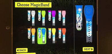 日本未上陸!ディズニー「マジックバンド」デザインや色がたくさん