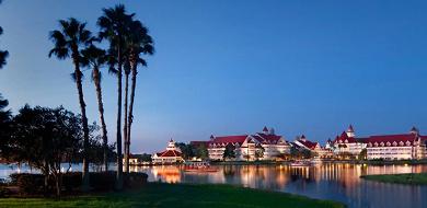 【WDW】最高級ディズニーホテル「グランドフロリディアンリゾート&スパ」完全ガイド!