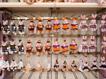 【9/4発売】ディズニーハロウィーンダッフィーグッズ!ジェラトーニやステラ・ルーもお菓子の仮装をして登場