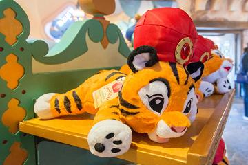 【チャンドゥ】ディズニーシーのかわいいトラ!パーク限定キャラクターのプロフィール&グッズ・フードまとめ