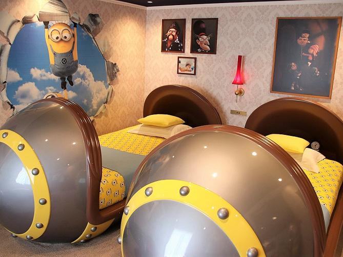 【USJの近くのホテル】6つのオフィシャルホテルがおすすめ!特典やメリットも