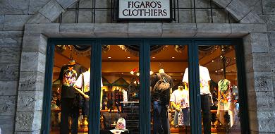 アパレル商品はフィガロズ・クロージアー!Tシャツやパーカー、カチューシャがたくさん