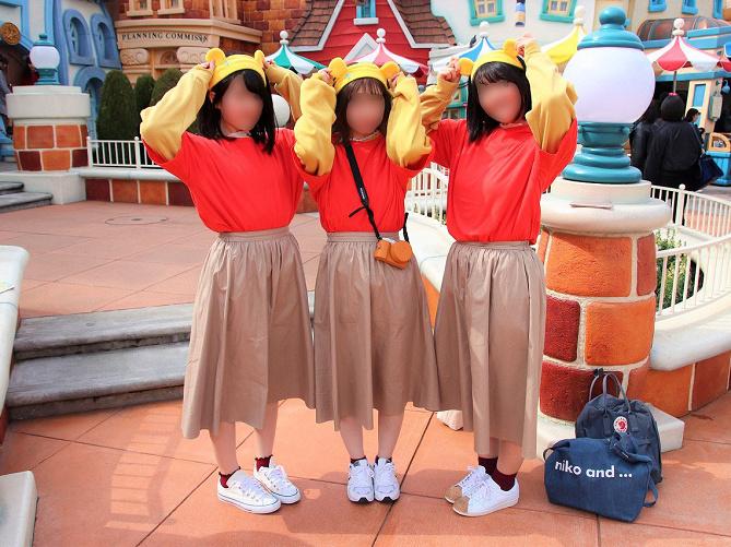 【月別】秋におすすめディズニーコーデまとめ!9・10・11月の服装はこれで決まり