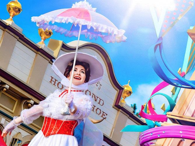【2020】ディズニーの日傘7選!持ち込みは?使用のルールをチェック!