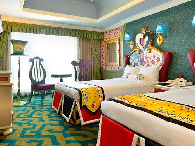 【2019】ディズニーランドホテルのキャラクタールーム4選!美女と野獣ルーム&シンデレラルームが人気!