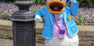 ドナルドの顔は変化してる?画像で比較!上海ディズニーのミッキーやミニーもご紹介