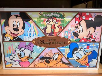 【12/26発売】ディズニーのお菓子7種類が新登場!クッキー・チョコとお正月風お菓子