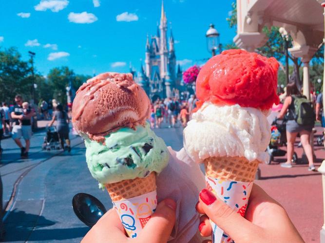 【体験談】アメリカの2大ディズニーランドどっちが良い?フロリダとカリフォルニアの場所は?