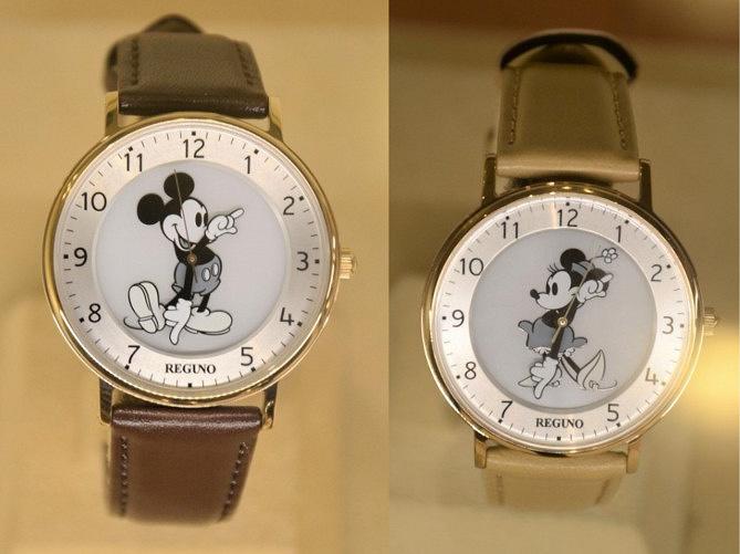 ディズニーの腕時計23選!レディース・メンズ・キッズと種類豊富!ペアウォッチも