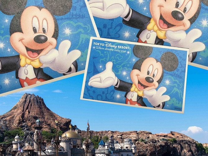 【最新】ディズニー「スマホ」で入園可能に!2/20から「eチケット」新サービス開始!