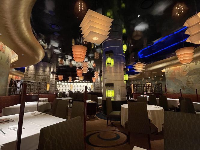 【シルクロードガーデン】本格中華メニュー&予約方法まとめ!ショーを観賞できるミラコスタのレストラン!