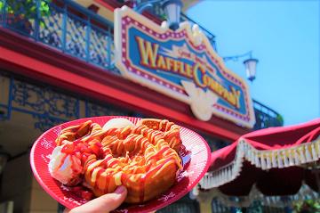 【2020】ディズニーランドのおすすめ食べ物28選!人気・かわいい食事の値段と場所一覧