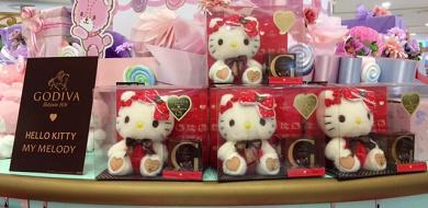【2019】サンリオのバレンタイングッズ19選!チョコレートブランドコラボのお土産まとめ!
