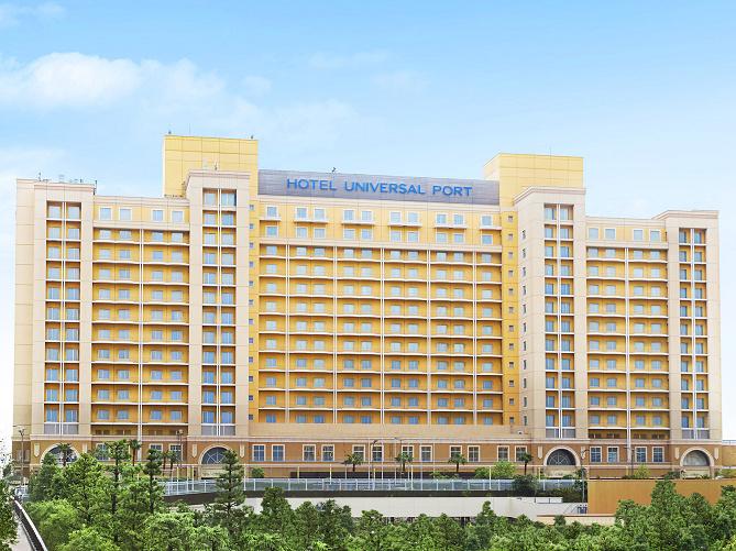 【ホテル ユニバーサル ポート】パークの人気者ミニオンがいっぱいのオフィシャルホテルを紹介