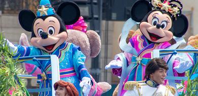 【混雑予想】2019年6月はディズニーイースター・七夕・ダッフィーイベント!新規イベントで混雑&楽しみ方