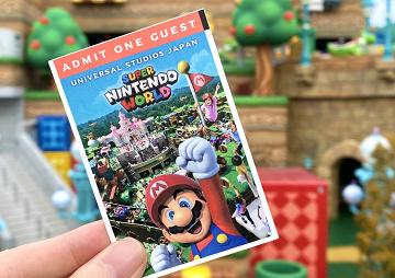 【USJ】 チケットのデザインを全種紹介!絵柄のリクエストは可能?絵付きチケットの入手方法と注意点