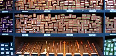 【映画】ハリーポッタ―の杖は3本あった!オリバンダーの店、マルフォイの杖、ニワトコの杖の所有権を解説