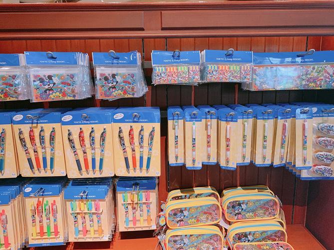【4/1発売】ディズニーのステーショナリー15選!フラワーデザインのカラフルな文房具が登場