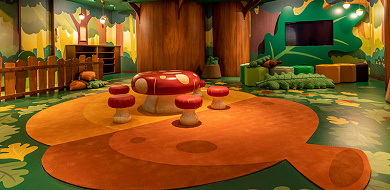 【チップとデールのプレイグラウンド】ディズニーアンバサダーホテルの子供向け施設!営業時間&利用ルールなど