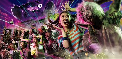【2019】ユニバのゾンビ・デ・ダンス!場所、時間、子供は参加できる?EXILEメンバーの振付動画も