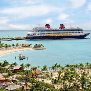 【2019最新】ディズニークルーズに新しい客船が追加!2つ目のプライベートアイランドも登場!