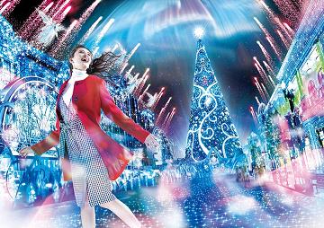 【2019】ユニバのクリスマス最新情報!開催期間、テーマ一新のショー、ミニオンのイエロークリスマスも