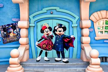 【ディズニーヴィランズ仮装】簡単コーデ例まとめ!仮装をしてディズニーハロウィーンをより楽しもう!