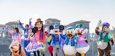 【ディズニー】ミッキー&フレンズのプロフィール&トリビア!会える場所&グッズ紹介まとめ!