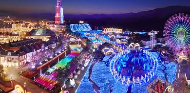 【2019-2020】ハウステンボスのイルミネーション「光の王国」まとめ!開催期間、見どころ、アクセス