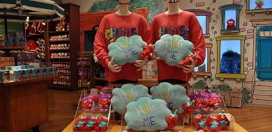 【2019冬】11/1(金)発売!USJのセサミストリートグッズ「HUG ME!! HUG US!!」18選