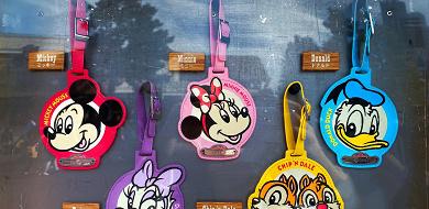 【おすすめ】ディズニーオリジナルグッズ5選!チームディズニーデザインの新作ラゲッジタグ!