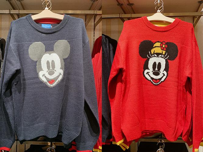 【2021冬】ディズニーセーター7選!おすすめの防寒ファッションアイテム!かわいいコーデにもおすすめ!
