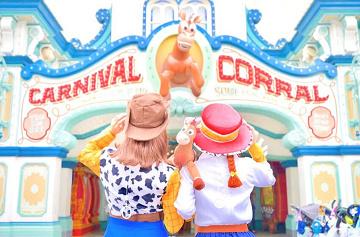 【2019&2020】ディズニーハロウィン仮装トレンドまとめ!ディズニープリンセス・実写版・トイストーリーなど!