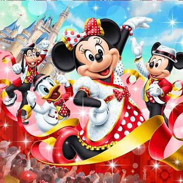 【2020春】ディズニーガチャガチャ8選!ベリー・ベリー・ミニー!のカプセルトイの種類と販売場所まとめ!