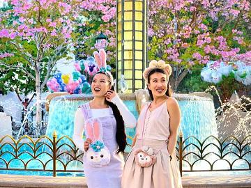 【2020】春のディズニーコーデ20選!おすすめポイント&服装まとめ!ディズニーバウンドも!