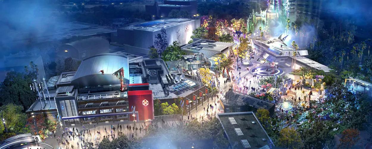 【2020年順次オープン】マーベルエリアまとめ!カリフォルニア・パリ・香港に誕生!アトラクションも!