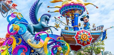 【攻略】ディズニーランドのパレード鑑賞場所!目的別おすすめスポットを徹底解説
