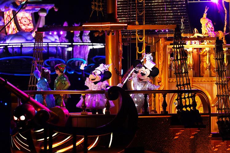 【2021年度】ディズニーシー新規ナイトショー「ビリーヴ!~シー・オブ・ドリームス~」導入決定!