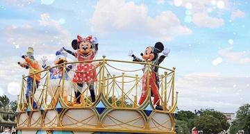 【9月更新】ディズニーランドのミニパレードを調査!開催時間とベストな鑑賞場所は?